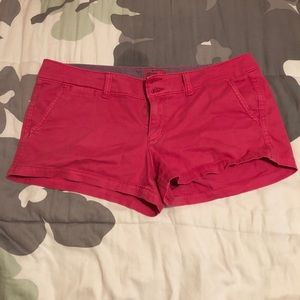 AEO Midi Shorts in size 10!